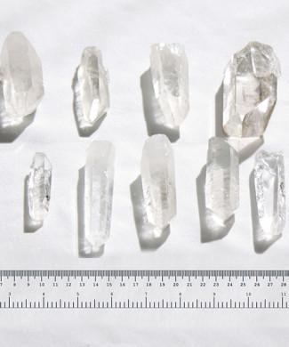 #09 Pontas - Cristal